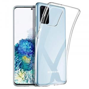 Силиконовый чехол для Samsung Galaxy S20 Plus