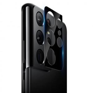 Nillkin InvisiFilm   Защитная пленка 0.22 мм на основную камеру для Samsung Galaxy S21 Ultra