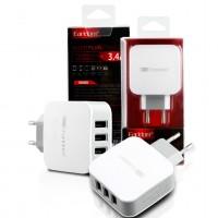 Epik ������� �������� ���������� c ����� USB-������� Earldom 3.4A (�����)