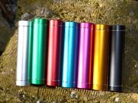 Epik Дополнительный внешний аккумулятор (Металлический Цилиндр) (2600mAh)