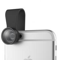 Линза ROCK на камеру смартфонов и планшетов (Широкоугольная)