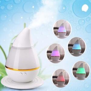 Компактный USB Увлажнитель воздуха Ultrasound Atomization Humidifier