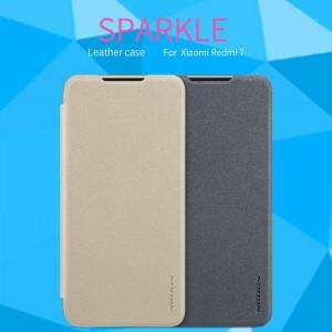 Nillkin Sparkle | Чехол-книжка для Xiaomi Redmi 7