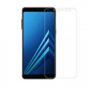 Гидрогелевая защитная пленка Rock для Samsung A730 Galaxy A8+ (2018)
