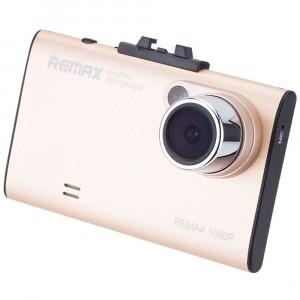 Remax DVR CX-01 | Компактный видеорегистратор в автомобиль на присоске (Full HD (1920x1080)