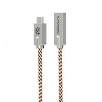 Кабель Nillkin Chic USB to Type-C (1m) (Хаки)