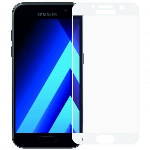 5D защитное стекло для Samsung A720 Galaxy A7 (2017) на весь экран