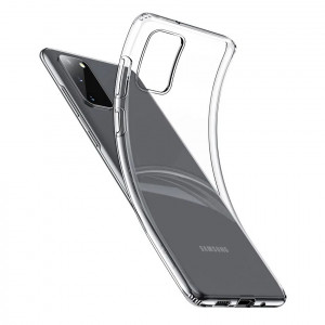 Силиконовый чехол для Samsung Galaxy S20