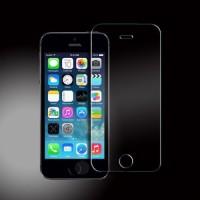 """Закаленное защитное стекло ROCK на экран с закругленными гранями и олеофобным покрытием """"анти-отпечатки"""" для Apple iPhone 5/5S/5C/SE"""