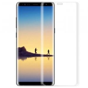 Прозрачное защитное стекло 3D с закругленными краями для Samsung Galaxy Note 8