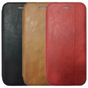 Open Color 2 | Чехол-книжка на магните для Xiaomi Redmi 4X с подставкой и внутренним карманом