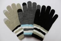 Epik Емкостные перчатки утепленные под кашемир
