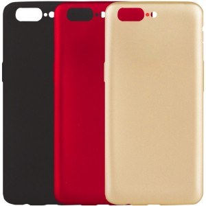 J-Case THIN   Гибкий силиконовый чехол для OnePlus 5