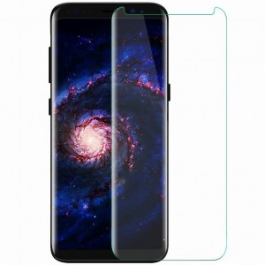 4D | Прозрачное защитное стекло для Samsung G950 Galaxy S8 на весь экран