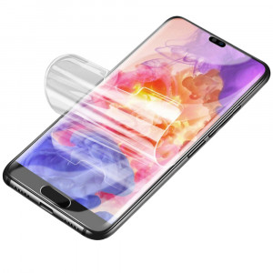 Гидрогелевая защитная плёнка Rock для Huawei P20