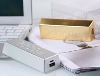 �������������� ������� ����������� Remax Golden Bar 6666 mAh (1.5A)