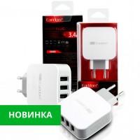 Epik ������� �������� ���������� c ����� USB-������� Earldom 3.4A
