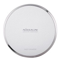 Беспроводное зарядное устройство Nillkin Magic Charger DISK 3 (Белый)