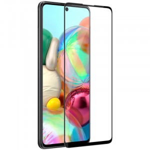 Nillkin 3D CP+ Max   Защитное закаленное стекло для Samsung Galaxy A71 / M51 / M62 / Note 10 Lite