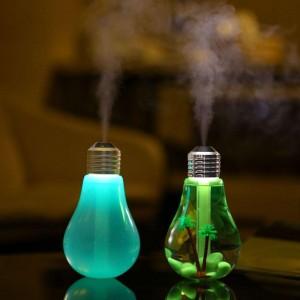 Компактный USB Увлажнитель воздуха Лампочка Bulb Humidifier