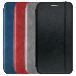 Open Color 2 | Чехол-книжка на магните для Samsung Galaxy Note 10 Plus с подставкой и карманом