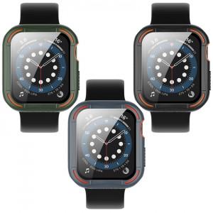 Nillkin CrashBumper   Чехол со стеклом для часов Apple Watch 4 / 5 / 6 / SE  (40 мм)