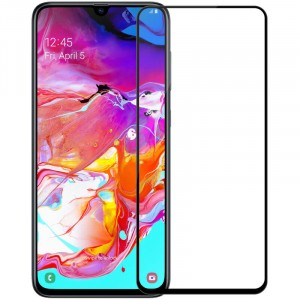Защитное стекло Nillkin Anti-Explosion Glass Screen (CP+PRO) для Samsung Galaxy A70 (A705F)