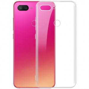 J-Case THIN   Гибкий силиконовый чехол для Xiaomi Mi 8 Lite / Mi 8 Youth (Mi 8X)