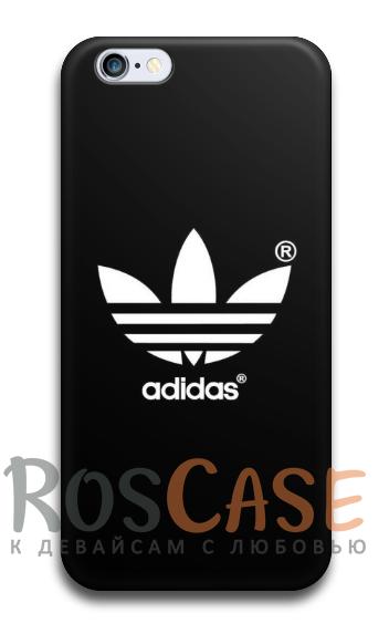 """Фото №1 Пластиковый чехол RosCase """"Adidas"""" для iPhone 4/4S"""
