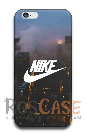"Фото №3 Пластиковый чехол RosCase ""Nike"" для iPhone 5C"