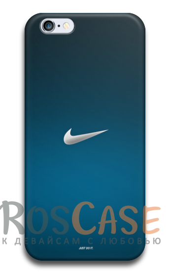 "Фото №1 Пластиковый чехол RosCase ""Nike"" для iPhone 4/4S"