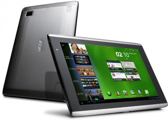 Acer A500/A501 Iconia Tab