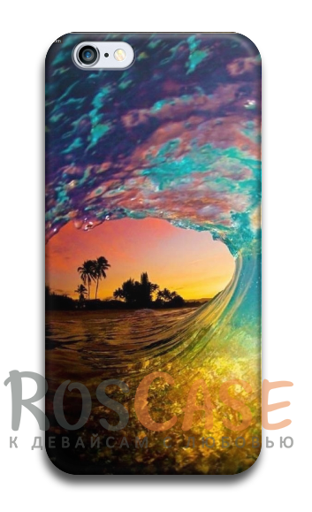 "Фото Paradise Пластиковый чехол RosCase ""ЛЕТО!"" для iPhone 6/6s (4.7"")"