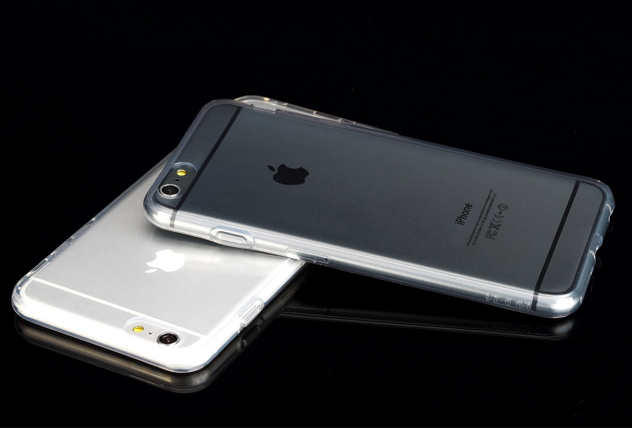 TPU чехлы ROCK Slim Jacket для Apple iPhone 6 (4.7