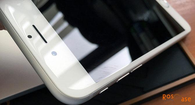 фото поцарапанный экран Apple Iphone 6 /6 plus