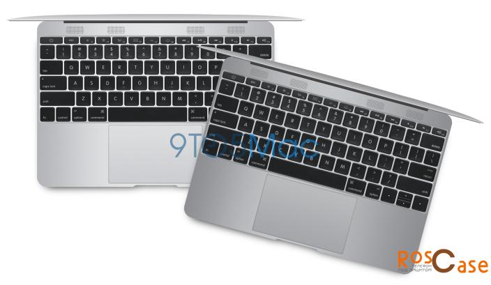 два ноутбука Apple MacBook Air Stealth фото сверху