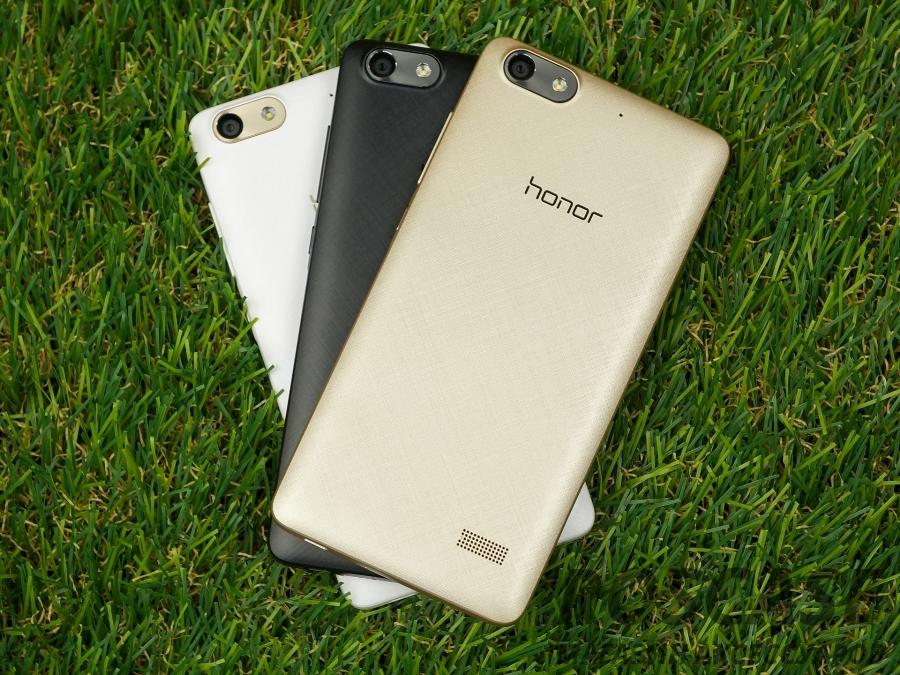 Фото Huawei Honor 4C задняя крышка