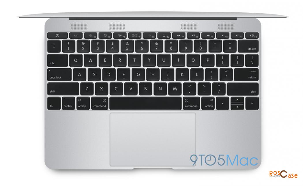 ноутбук Apple Macbook Air Stealth фотография сверху