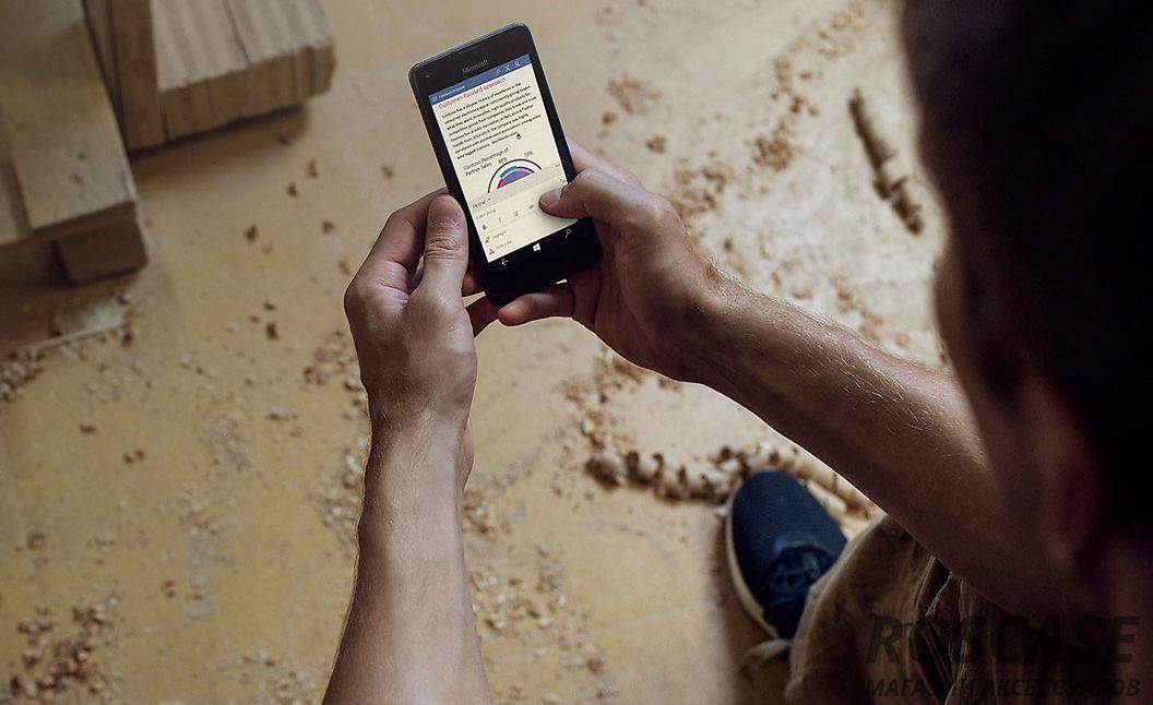 Макрософт Люмия 550 характеристики телефона