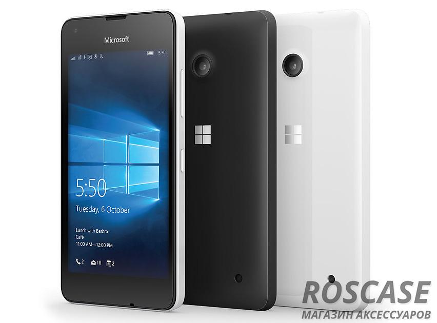 Lumia 550 - обзор внешнего вида