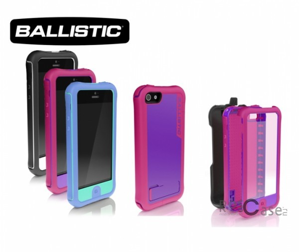 Противоударные чехлы Ballistic для IPhone 5/5s на RosCase.ru