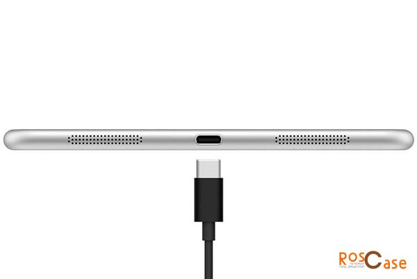 разъем под USB Type-C на новом планшете Нокиа вид