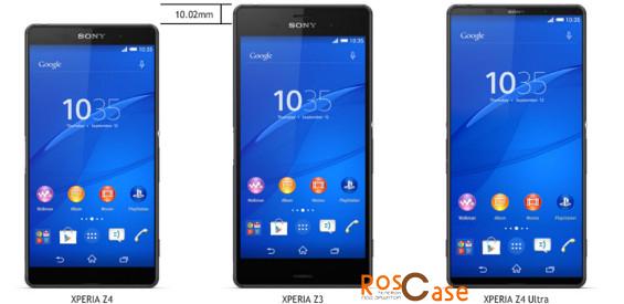 фото Sony Xperia Z3, Sony Xperia Z4, Sony Xperia z4 Ultra