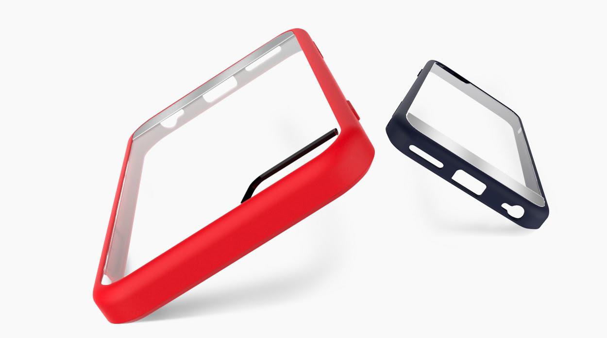 красный TPU чехол Rock  для iphone 6 фото 1