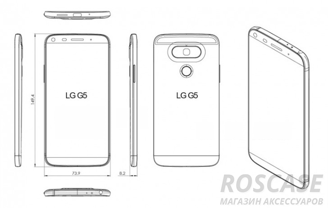 Концепт LG G5