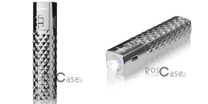 фото дополнительный внешний аккумулятор Melkco i-mee 3000 (1A) на Роскейс