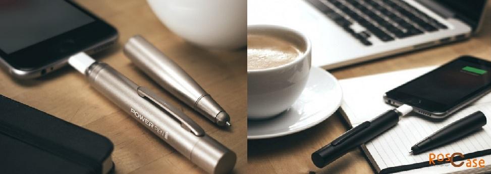 изображение внешний аккумулятор Power Pen для смартфонов Apple на Роскейс