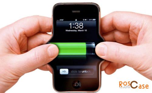 фото дополнительные внешние аккумуляторы для смартфона на RosCase.ru