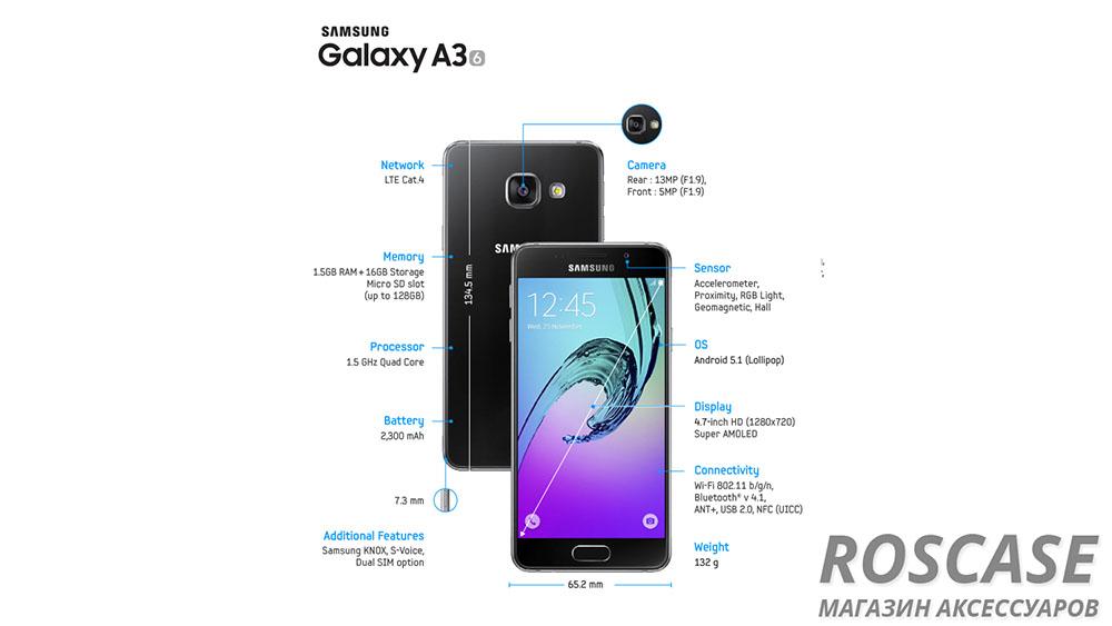 Цена на Samsung a310f Galaxy A3