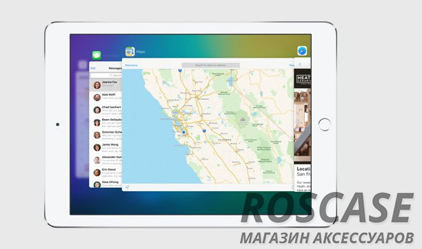 Обзор Apple iOS 9